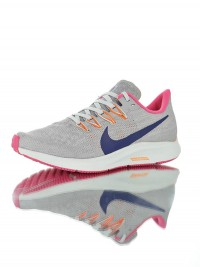 "Nike Air Zoom Pegasus 36 ""Grey Blue Pink"""