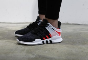 Adidas EQT Support ADV Primeknit Turbo Red