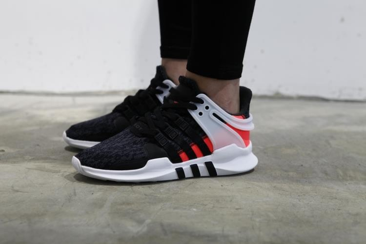 a1725dac Adidas EQT Support ADV Primeknit Turbo Red
