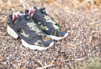 Invincible x Reebok Instapump Fury