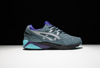 "Asics Gel Kayano Trail ""Goblin_Black"" H54SK-1490"