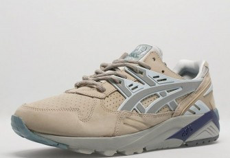 "Asics Gel Kayano Trail ""Sand_Ice Grey"" H54SK-0515"