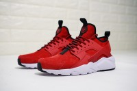 NIKE AIR HUARACHE RUN ULTRA SUEDE ID 829669-666