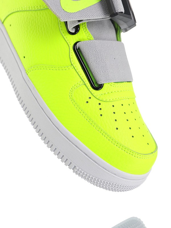 air force 1 flyknit mid volt