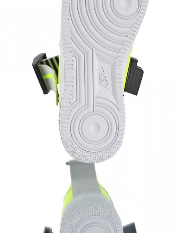 "Nike Air Force 1 Utility QS ""Volt"" AO1531-700"