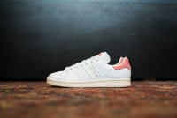 "Adidas Originals Stan Smith ""white_ pink"" S80024"