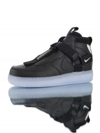 "Nike Air Force 1 Utility QS ""Mid Strap"" AQ9758-001"