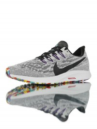 "Nike Air Zoom Pegasus 36  ""Silver Black White"