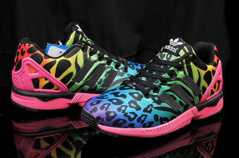 CLOT x Adidas ZX Flux Colorway