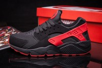 Nike Air Huarache LE Black Gym Red