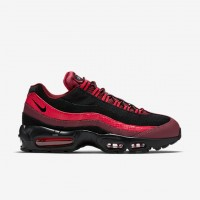 "Nike air max 95 essential ""Red-University Red-Black"""