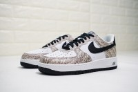 Nike Air Force 1 07 Premium Snake Cocoa 845053-104