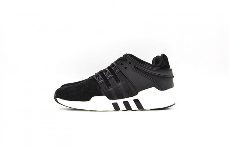 "Adidas EQT Support ADV Primeknit ""Black White"""