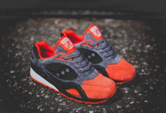 Premier x Saucony shadow 6000 Life of Mars