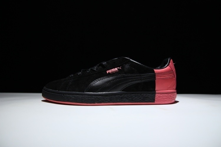 Puma Suede × Staple