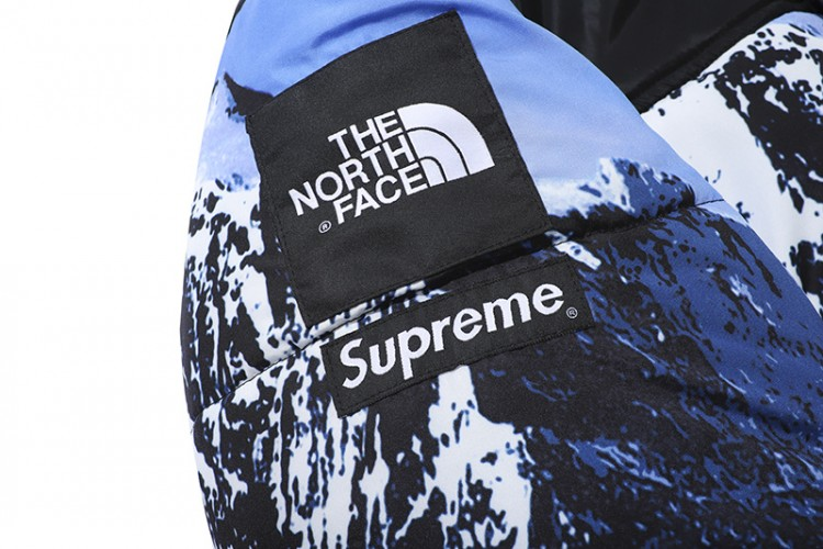The North Face x Supreme HD9901