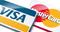 Оплата картой  Visa, MasterCard